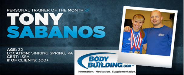 Check Out My Recent Interview By Bodybuilding.com!