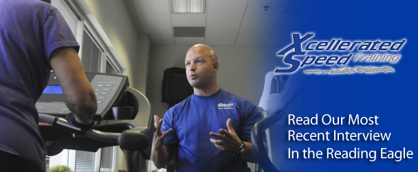 Our Corporate Fitness Interview Featured In The Reading Eagle