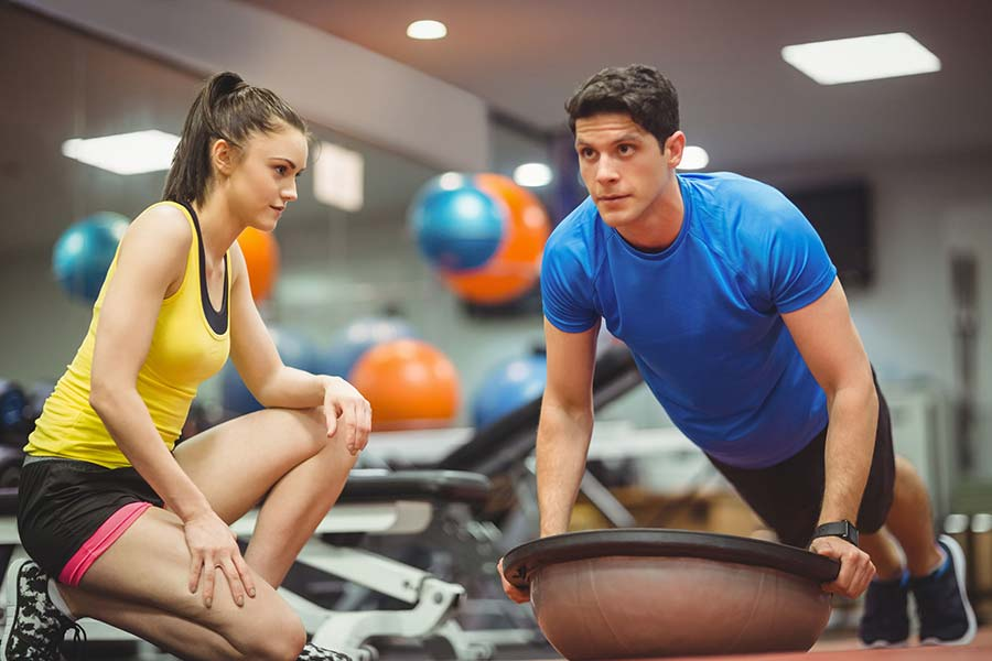 Berks County Personal Trainers